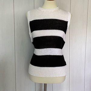 Lauren Ralph Lauren Acrylic sleeveless sweater XL